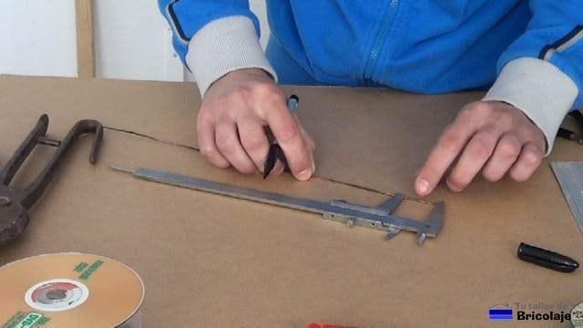 cada lado debe tener 32 mm para construir el biquad