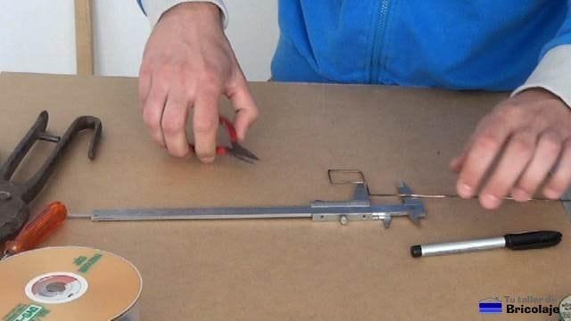terminando de fabricar el biquad