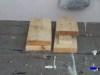 la materia prima: madera de palets