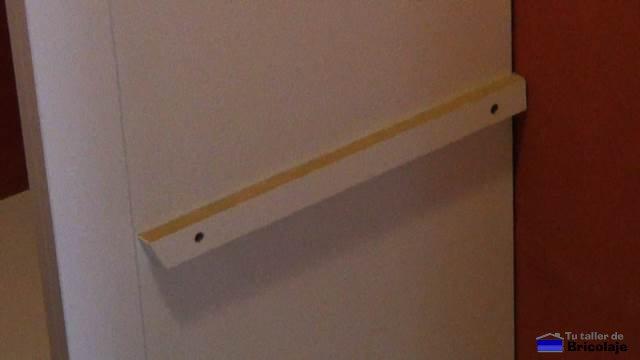 C mo hacer un armario empotrado a medida 2 parte el - Como montar un armario empotrado ...