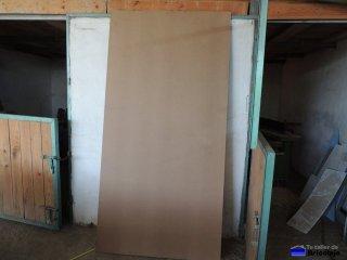 panel de madera en dm de 19 mm