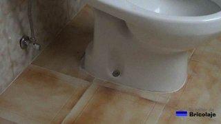 Cómo hacer el rejuntado a las piezas del baño