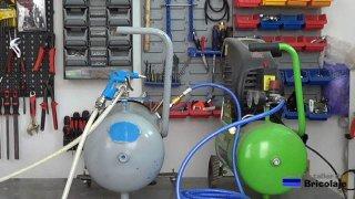 Cómo aumentar la capacidad a un compresor