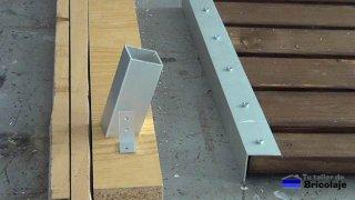 cuadradillo y ángulo de aluminio