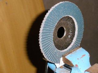 disco para lijar hierro