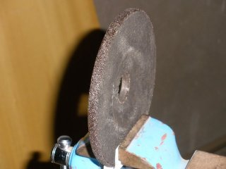disco de repase para hierro