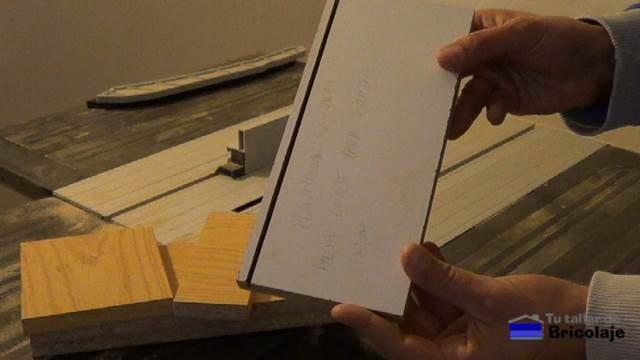 plantilla para realizar el corte donde insertar el suelo de la caja para organizar