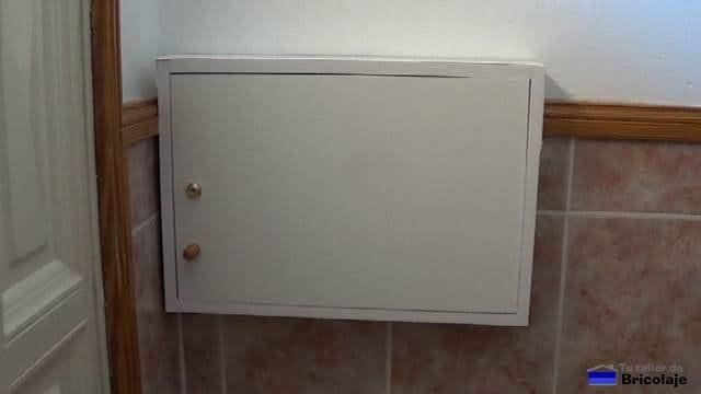cómo hacer una caja de registro de madera. 2ª parte:el acabado