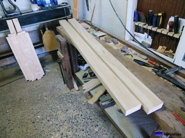 C mo hacer una cama para ni os en madera - Como construir una cama ...