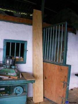 tablero de madera de pino radiata