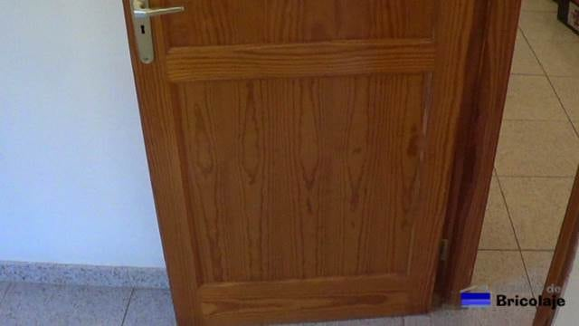 puertas y bastidores lacados