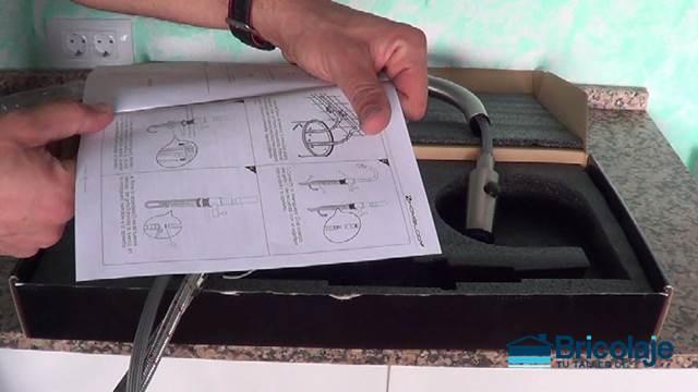 Cómo instalar un grifo de cocina - tutallerdebricolaje.com