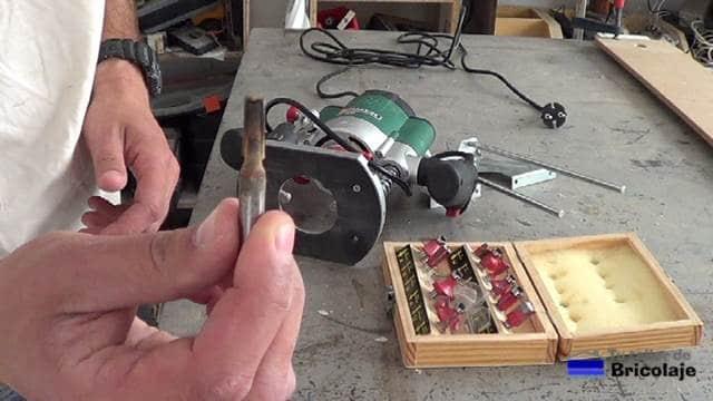 fresas para ranurar la madera