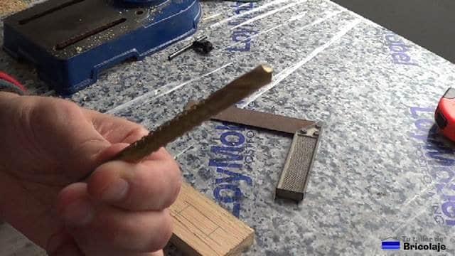 broca para fresar madera