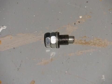 kit trasero para sujección de amoladora al soporte