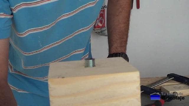 varilla roscada hueca cortada a medida