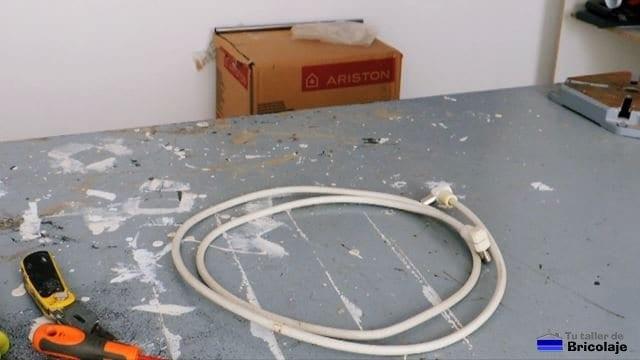 cómo hacer un cable coaxial para tv
