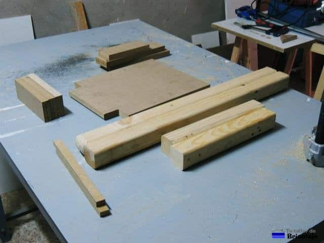 C mo hacer sillas de madera para ni os - Como hacer un sillon paso a paso ...