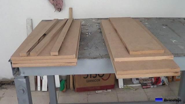 C mo hacer una zapatera de madera para ni os 1 2 for Zapateras de madera sencillas