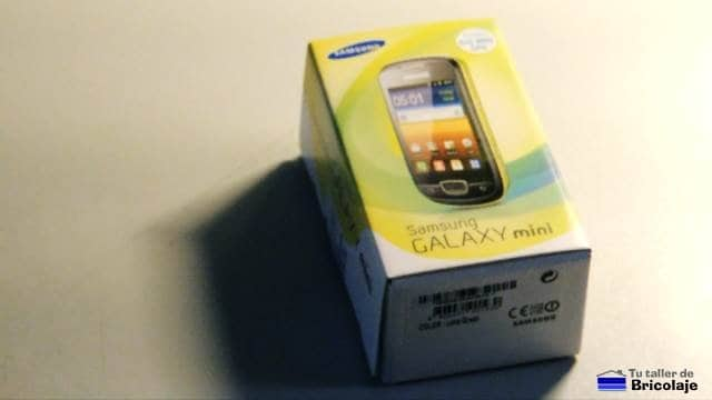 móvil sansumg galaxy mini a liberar