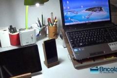 compartir información entre los distintos dispositivos digitales mediante pendrive dual
