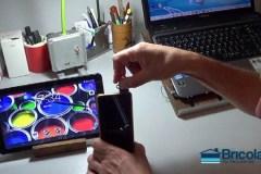 conectando pendrive usb 3.0 dual en el smartphone