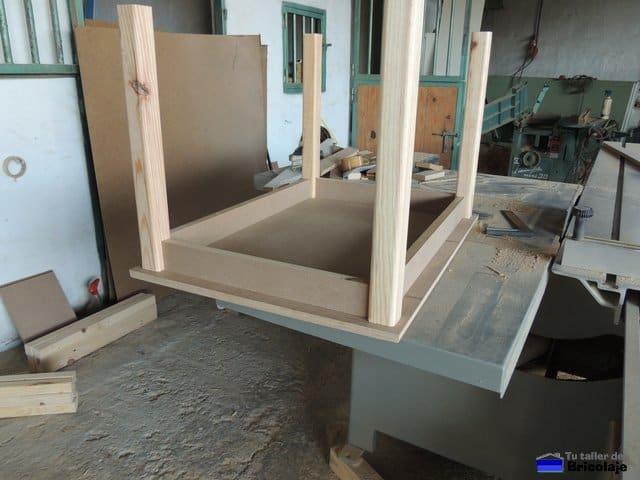C mo hacer una mesa de madera para ni os Como construir una mesa