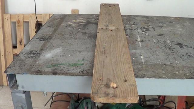 madera de palets