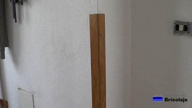 Cómo hacer un protector de esquinas en madera