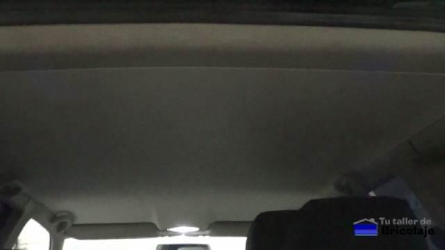 presentado el nuevo tapizado del techo del coche