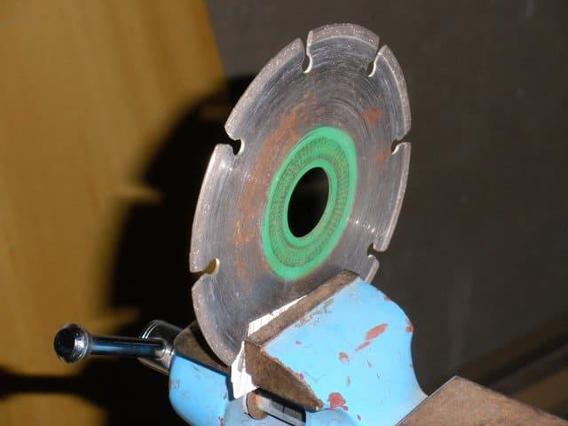 Discos de corte para amoladora o radial - Como cortar marmol encimera ...