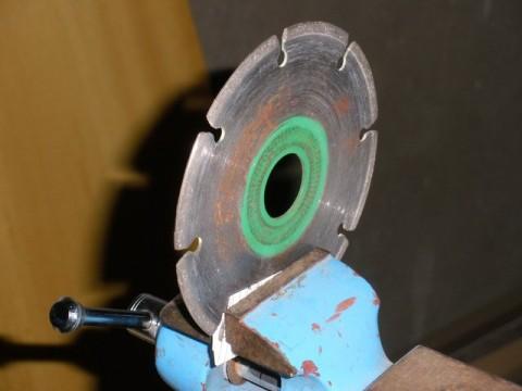 disco de corte para cemento