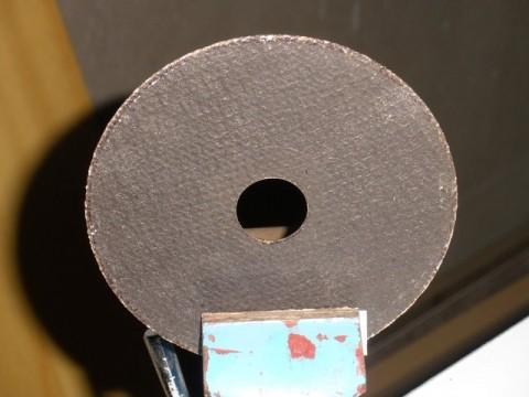 disco de corte para hierro