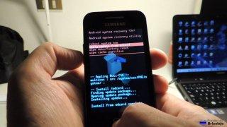 Cómo rootear o ser super usuario en un smartphone Samsung