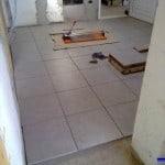 Cómo colocar plaquetas o alicatar el suelo