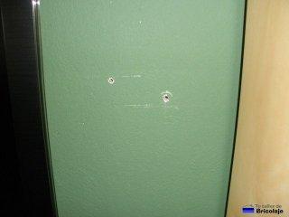 cómo tapar agujeros en la pared