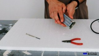 Cómo reparar el mando a distancia