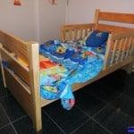 Cómo hacer una cama para niños en madera
