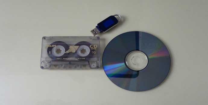cómo digitalizar cintas de cassette