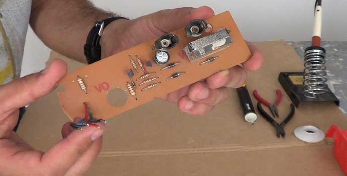 cómo reciclar componentes electrónicos