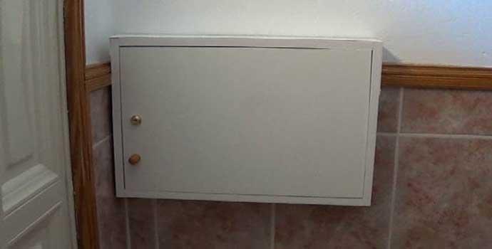Cómo hacer una caja de registro de madera. 2ª parte: el acabado.