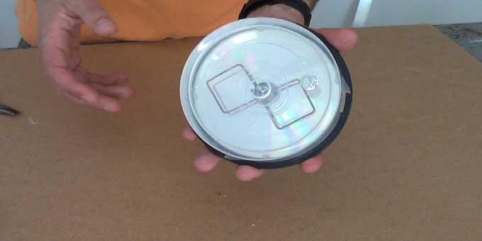Cómo hacer una antenan wifi casera biquad