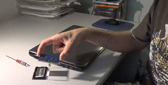 Cómo instalar o aumentar memoria ram a un portátil