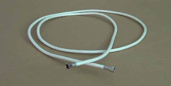 Cómo hacer un cable con conector tipo f