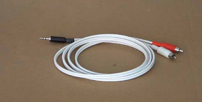 Cómo hacer unn cable mini jack a rca