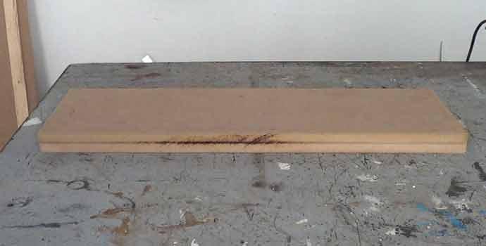 Cómo aumentar el grosor de la madera