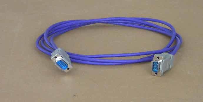 cómo hacer un cable vga macho macho