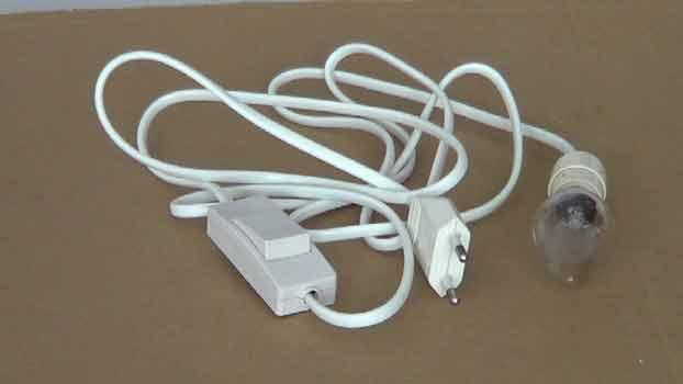 Cómo hacer la instalación del cableado para una lámpara