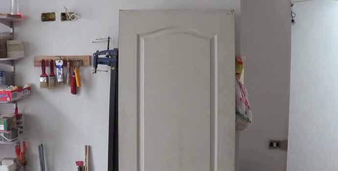 Cómo aumentar el ancho a una puerta prefabricada