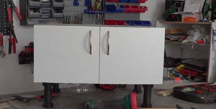 Cómo hacer un mueble para una cocina con horno